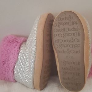 OMG ❤❤CuddlDuds!!❤❤ Girls slippers